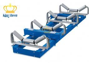 WPS系列四托辊电子皮带秤