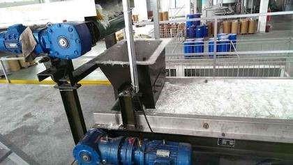 配料皮带秤对供料设备的要求