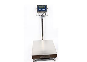 电子台秤砝码校验超量程是怎么回事?