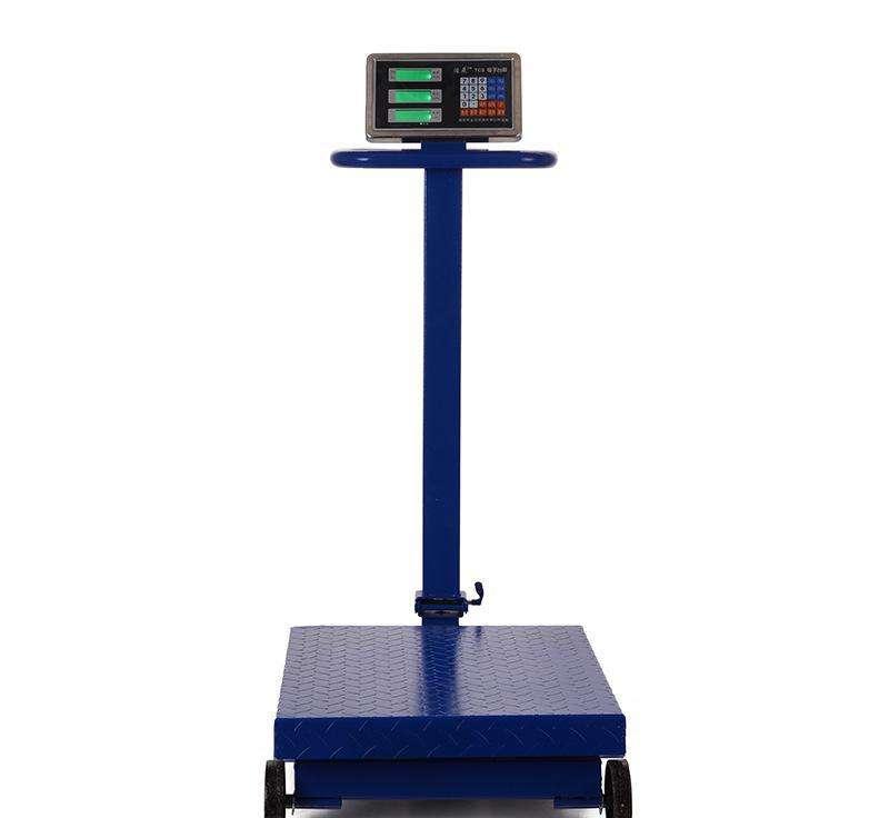 机械台秤称重