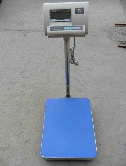 高精度电子台秤如何校准