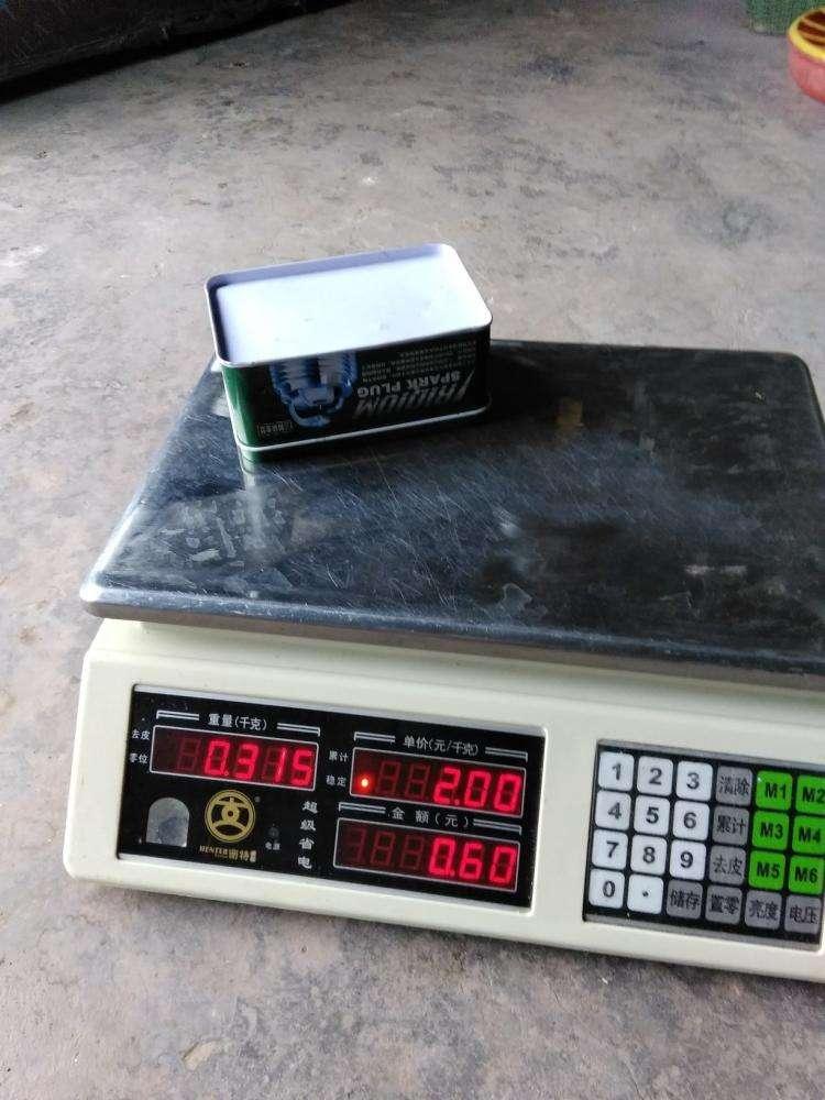 电子秤电池
