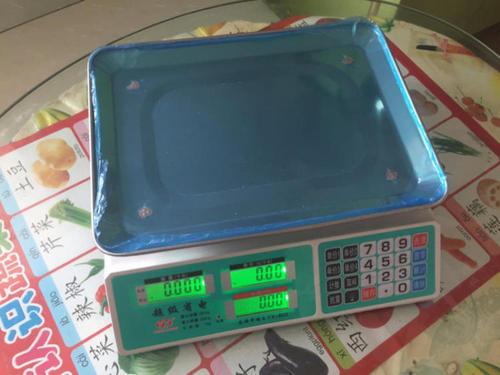 电子秤如何更换电池