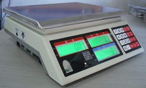 电子秤误差校准方法使用注意事项操作规程