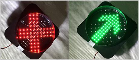 红绿灯插图