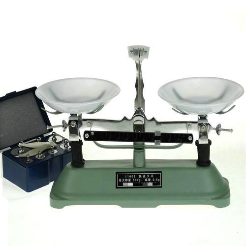 托盘天平与机械天平有什么不同,托盘天平的使用方法