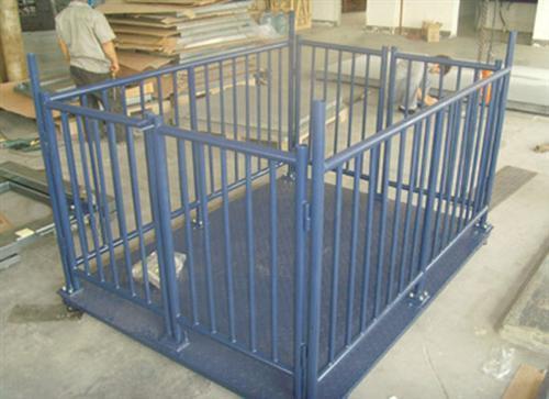 1*1m带围栏1吨小型地磅哪里有卖,一吨小地磅选购建议