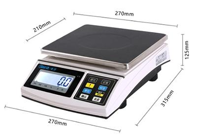 15KG电子桌秤哪个牌子好,15公斤电子桌秤价格如何