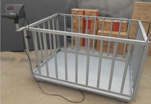 3吨带围栏畜牧秤多少钱一台,带围栏的畜牧秤哪里有卖?