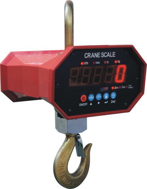 直视吊秤最大称量值可以达到多少?
