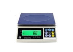 电子秤重量显示横杠不归零是什么情况