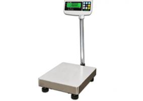 100kg电子台秤检定分度值是多少?